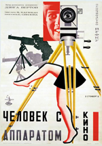 diga vertov - man with a movie camera